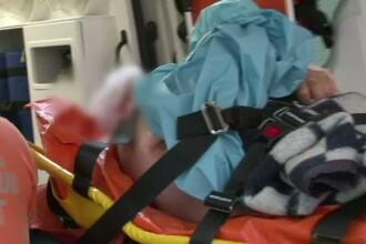 Eliberat recent din inchisoare, Jean Padureanu a cazut pe scari si s-a ranit la cap. In ce stare se afla