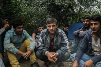 Cine sunt oamenii pentru care Ungaria vrea sa construiasca un zid de 177km. Au platit 10.000 de euro sa ajunga pana aici