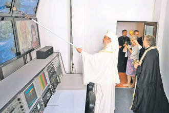 Biserica Ortodoxa Romana s-a conectat la Internet. Ce decizie a luat Patriarhul