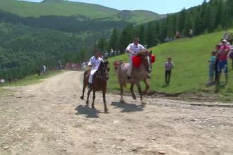 Sanzienele, sarbatorite printr-o traditie veche de 500 de ani. Cursele pe cai de la Straja i-au fascinat pe turisti