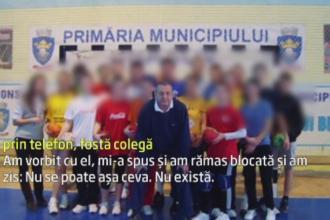 Cunoscutul antrenor de handbal din Capitala, arestat pentru ca ar fi abuzat sexual cel putin 7 fete pe care le pregatea