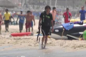 Sky News are imagini cu jihadistul din Tunisia.