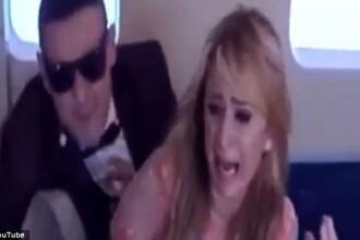 Paris Hilton este convinsa ca va muri in cateva clipe, in cea mai cruda farsa din istoria televiziunii. VIDEO