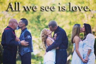 Raspunsul de exceptie al unui fotograf de nunti pentru o clienta care l-a concediat pentru ca sustine casatoriile gay