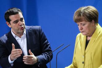 Studiu: Guvernul Germaniei a castigat aproximativ 100 de miliarde de euro de pe urma crizei din Grecia