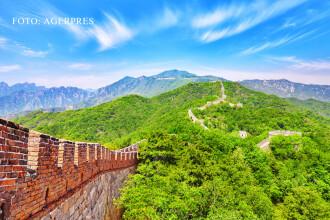 O treime din Marele Zid Chinezesc a fost FURATA.