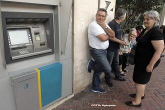 Ratingul deja dezastruos al Greciei a fost si mai rau coborat. Patru mari banci au fost plasate in