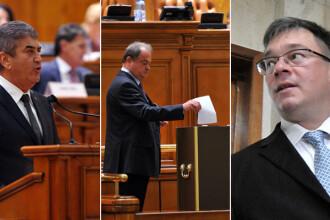 Mihai-Razvan Ungureanu revine la sefia SIE. PNL si UDMR au asigurat cvorumul, in ciuda boicotului PSD