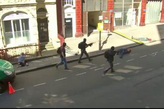 Exercitiu antitero de amploare in centrul Londrei, la 10 ani de la atentatele din 7 iulie 2005, soldate cu 56 de morti