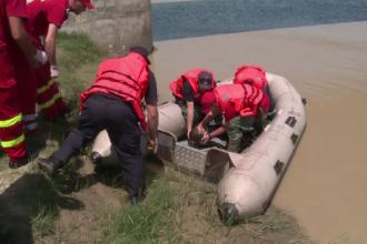 Salvarea miraculoasa a unui barbat care a cazut de la 20 de metri. Martorii sustin ca omul a sarit de pe un pod