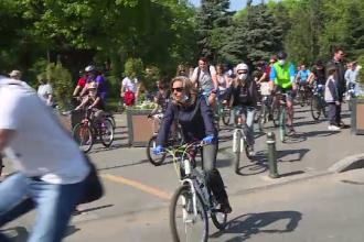 Un proiect de lege le-ar putea aduce un bonus romanilor care merg la serviciu cu bicicleta. La ce suma ar ajunge subventia