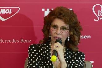 Sophia Loren, confesiuni emotionante la Festivalul de Film de la Cluj. Ce a dezvaluit despre fostul ei sot