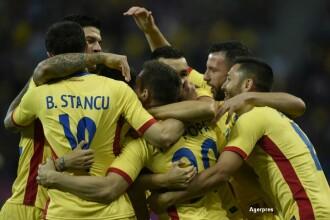 Romania - Georgia 5-1. Echipa nationala a facut spectacol in ultimul meci inainte de UEFA Euro 2016
