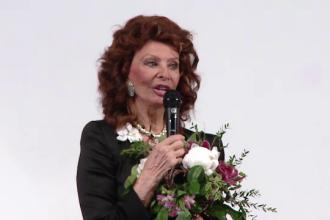 Sophia Loren, premiata la TIFF 2016.