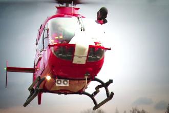 Elicopter SMURD prabusit. Trupurile celor 4 salvatori romani, repatriate. Ultima discutie dintre pilot si turnul de control