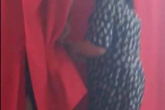 Imagini incredibile surprinse intr-o sectie din Giurgiu. Ce se intampla in cabina de vot