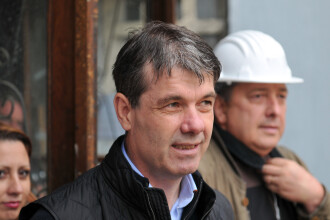 Fostul primar al Braşovului, George Scripcaru, achitat definitiv în