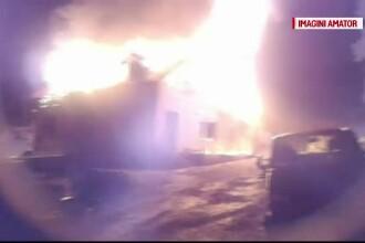 Scandal urias in Bistrita-Nasaud. Un candidat sustine ca adversarii i-au incendiat casa, iar apoi au vrut sa il impuste
