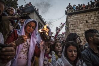 19 fete incuiate in custi de fier si arse de vii de catre ISIS pentru ca au refuzat sa devina sclave sexuale pentru teroristi