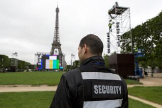 Serviciile secrete franceze: 82 dintre angajatii care asigura paza la UEFA EURO 2016 sunt suspectati de legaturi teroriste