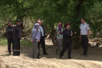Sat din Bacau ramas izolat si fara apa, pentru ca autoritatile au pregatit alegerile.
