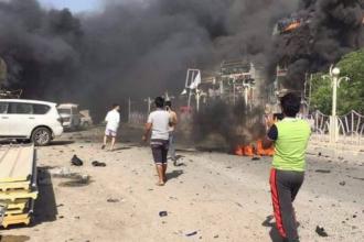 Atac cu masina-capcana in Irak, in prima zi a Ramadanului. Sunt cel putin cinci morti si zece raniti. FOTO