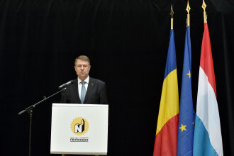 Klaus Iohannis, primit de Marele Duce de Luxemburg. Ce a spus despre solutia votului obligatoriu pentru Romania