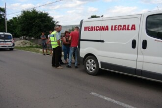 Baiat de 13 ani, accidentat mortal de o ambulanta care transporta un pacient in Braila