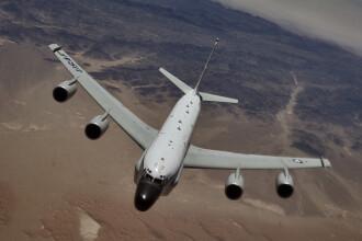 Incident intre doua avioane militare, deasupra Marii Chinei de Est. SUA acuza China de