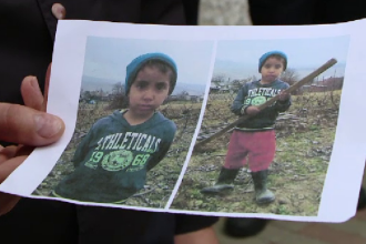 Baietelul de 5 ani, disparut de o saptamana de acasa, a fost gasit. Descoperirea este ingrozitoare
