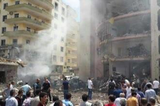 Inca un atentat in Turcia. Cel putin trei morti si alte cateva zeci de persoane au fost ranite