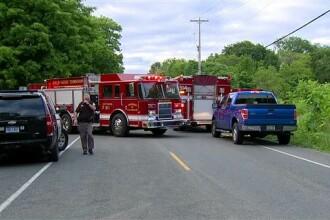 Cinci biciclisti au murit si 4 sunt raniti, dupa ce un sofer a intrat intentionat in ei.