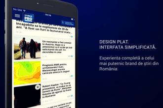 Descarca aplicatia StirileProTV pentru iOS si Android si poti castiga un iPhone 6S. Ce trebuie sa faci pentru a te inscrie