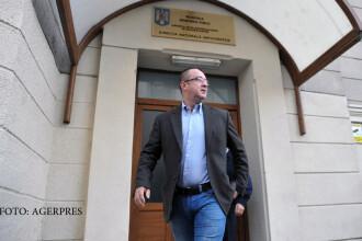 5 ani de inchisoare pentru fostul sef ANAF, Sorin Blejnar. Procurorii au cerut o pedeapsa de trei ori mai mare