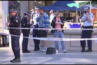 Patru persoane ranite la Sydney, dupa ce Politia a deschis focul intr-un mall. Ce a provocat incidentul