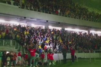 Magia UEFA Euro 2016 a pus stapanire pe toata Romania. Cum au trait microbistii meciul Franta-Romania in piete si stadioane