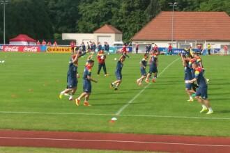LIVE BLOG. Surpriza lui Iordanescu la primul antrenament pentru tricolori dupa meciul cu Franta. Care e atmosfera in echipa