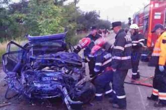 Tragedie in Botosani. Un tanar de 20 de ani a murit intr-un accident, in timp ce se intorcea de la club. FOTO