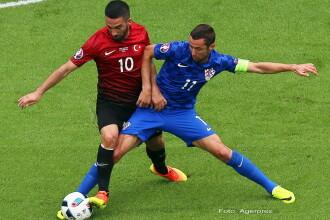 Tatal lui Darijo Srna a murit in timp ce fotbalistul juca in meciul Croatia - Turcia de la UEFA EURO 2016