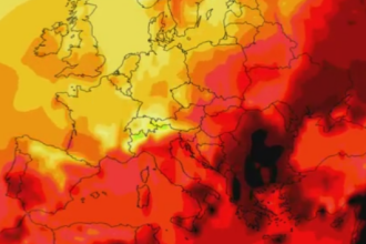 Vreme calduroasa in Sud si Est si ploi in Vest si Nord. Prognoza pentru sfarsitul de saptamana