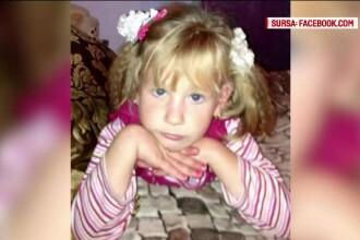 Fetita de 7 ani, ucisa pe