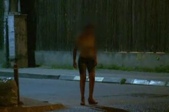 CAMERA ASCUNSA. Prostituata infectata cu HIV, lasata libera sa isi atraga clienti in Bucuresti.