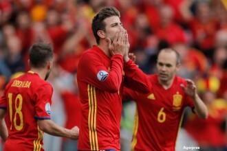 LIVE BLOG UEFA EURO 2016. Spania - Cehia 1-0 si Irlanda - Suedia 1-1. REZUMATE VIDEO