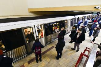 Metrorex: Constructia metroului spre Aeroportul Otopeni va incepe anul viitor si va costa 1,3 miliarde de euro