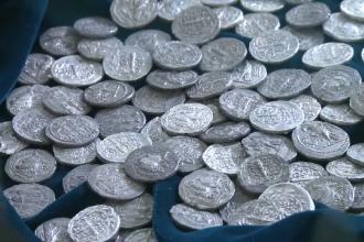 Monede antice furate de contrabandisti, gasite la Londra. Procurorul general: