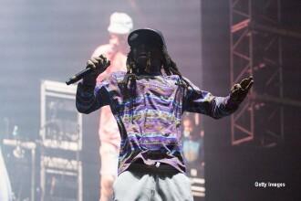 Avionul particular al rapperului Lil Wayne a facut doua aterizari de urgenta. Ce s-a intamplat cu artistul in timpul zborului
