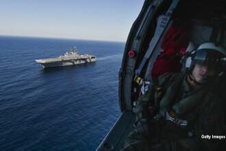 Rusia ameninta fortele navale din Marea Neagra: