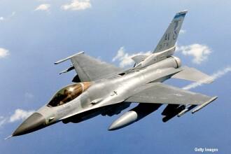 Polonia va trimite 4 avioane de vanatoare de tip F-16 intr-o misiune NATO impotriva ISIS.