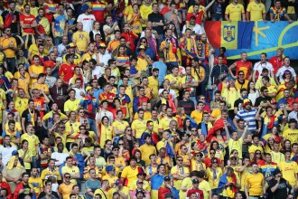Ce i-a facut un barbat din Alba Iulia amicului sau pentru ca a spus ca Romania nu mai are sanse la Uefa Euro 2016
