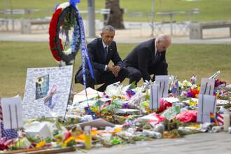 Anuntul facut de Barack Obama la scena celui mai sangeros atac din istoria SUA: